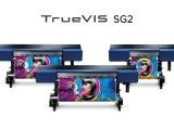 Roland TrueVIS SG2 printer / cutters