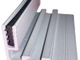 Texgrip textile profile made of rubber