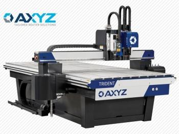 AXYZ Trident CNC Router.