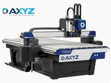 AXYZ Trident CNC Router.