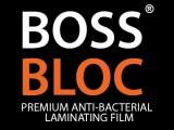 Boss Block Black Logo