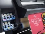 HP Latex 365 Wide format printer.