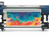 The new EJ-640 DECO printer from Roland DG
