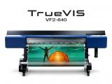 The Roland TrueVIS VF2-640 wide format printer