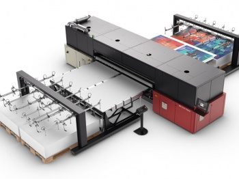 Agfa's wide format printer