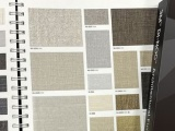 The 3M Di-Noc patterns book showing all different adhesive vinyls available.