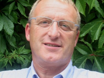 Portrait of David Catanach, director ISA-UK
