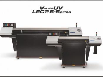 VersaUV LEC2 S-Series Flatbed Printers