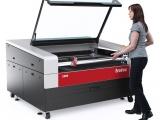 The Trotec Q500 laser engraver