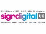 UK Sign & Digital logo for 2022