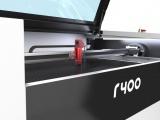 The Trotec R400 laser engraver