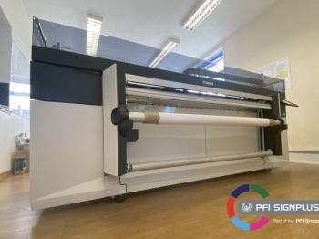Canon Colorado 1650 UV gel wide format printer