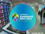 Roland DG Creative Centre promotional graphic