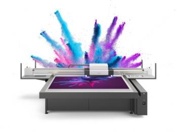 The swissQprint flatbed generation 4 printer
